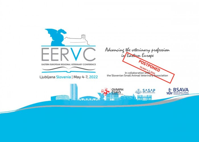 5th EERVC postponed to May 4-7, 2022
