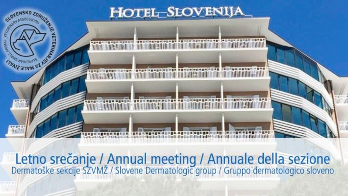 Letno srečanje Dermatološke sekcije