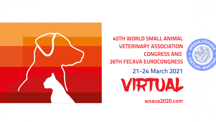 WSAVA / FECAVA 2021 kongres