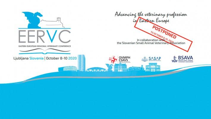 EERVC konferenca 2020 - Obvestilo 1 COVID-19