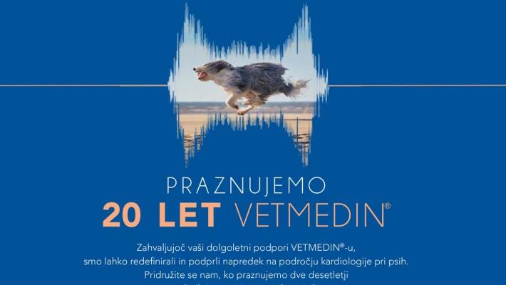 Vabilo - webinar VETMEDIN LIVE