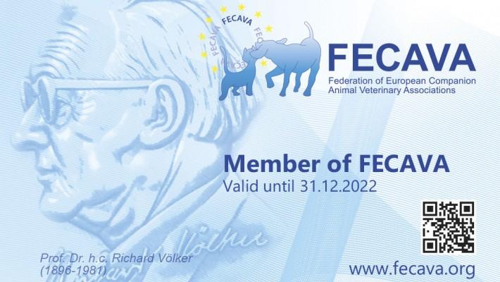 Članstvo FECAVA 2021
